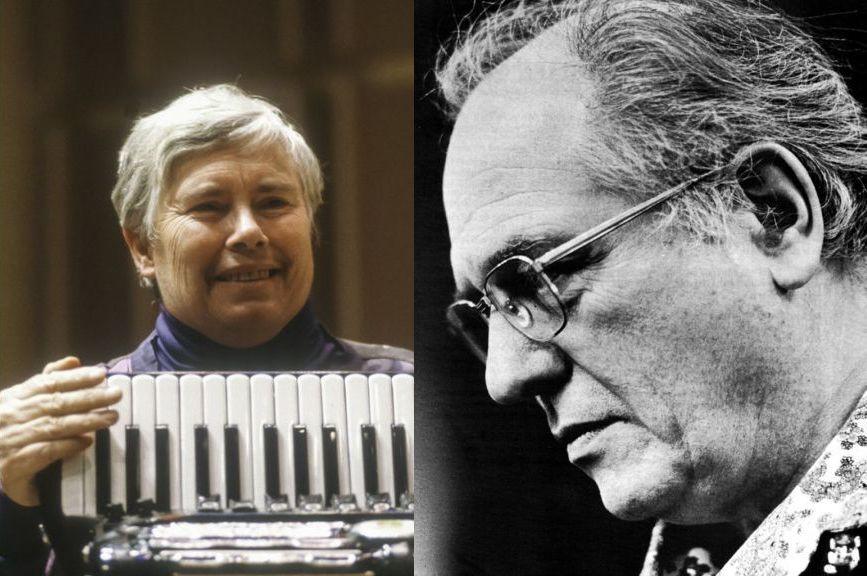 Oliveros & Messiaen, concert radiophonique