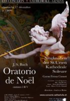 Oratorio de Noël – Singknaben Soleure