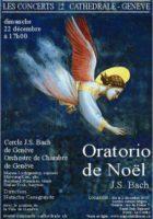 ORATORIO DE NOEL 2013