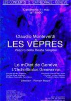 Les Vêpres de la Vierge bienheureuse – Claudio Monteverdi