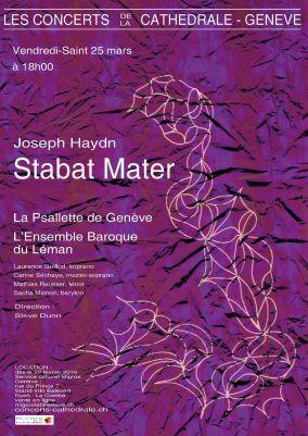 La Psallette – Stabat Mater de J. Haydn