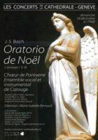 Oratorio de Noël 2016 – Choeur de Pontverre – Ensemble vocal et instrumental de Carouge
