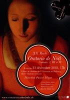J.S. Bach: Oratorio de Noël<h4>Cantates I, III et VI</h4>