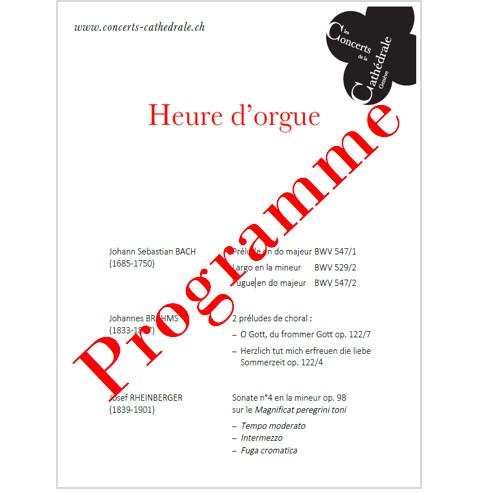 B. Zwart programme 27.7.19 bis