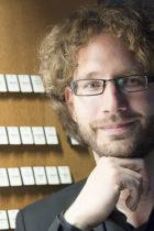Vincent Thévenaz<h4>organiste titulaire</h4>