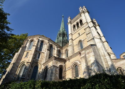 Cathédrale Saint-Pierre (Genève, Suisse)