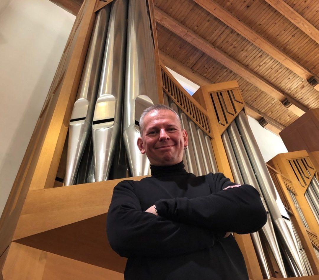 Récital d'orgue par Humberto Salvagninorganiste à Genève