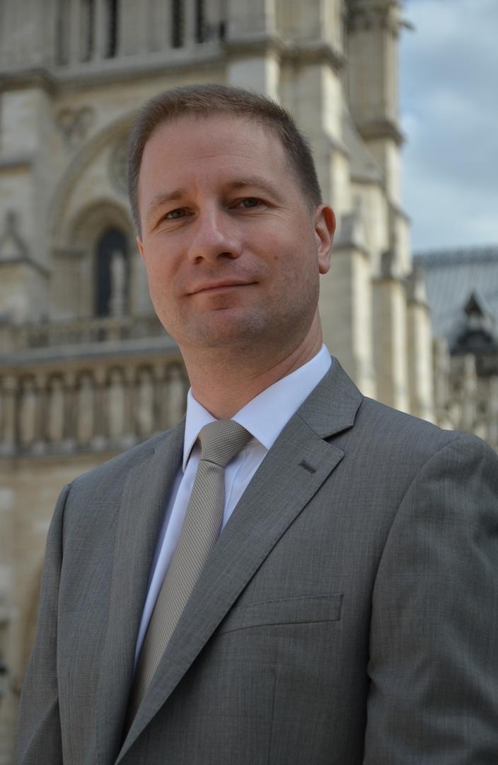 Johann Vexoorganiste de chœur à la Cathédrale Notre-Dame de Paris